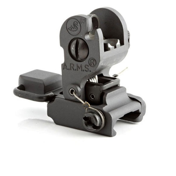 A.R.M.S. #40 Stand Alone Flip Up Rear Sight