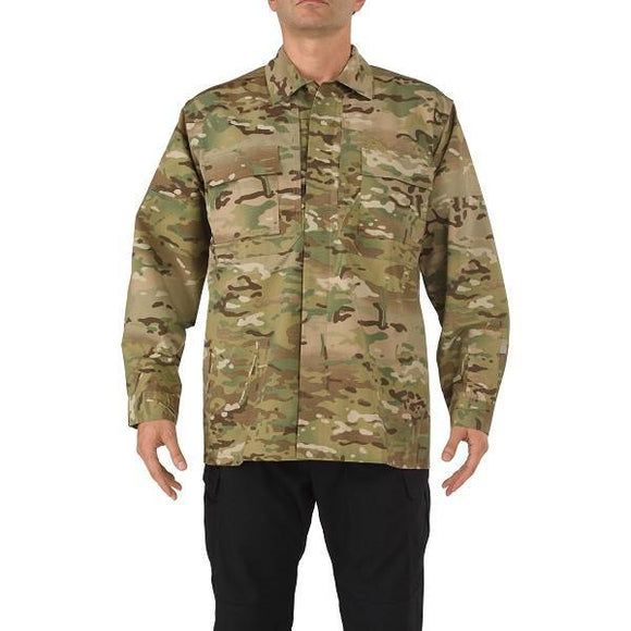 5.11 MultiCam TDU Long Sleeve Shirt
