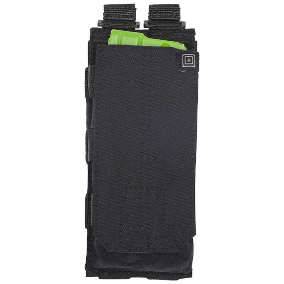 5.11 Tactical Single AK Magazine Pouch with Cover and Bungee