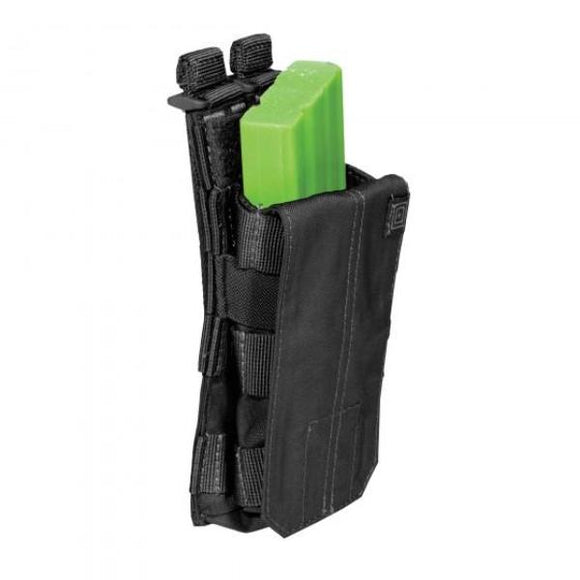5.11 Tactical AR15/G36 Single Magazine Pouch with Bungee/Cover