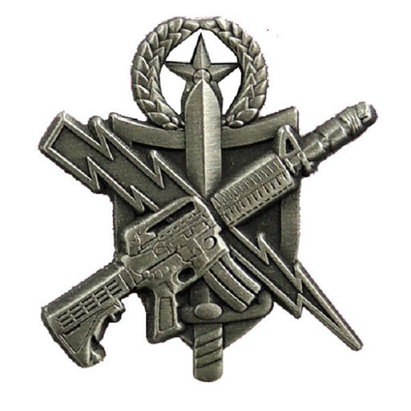 Master Tactical Patrol Officer Pin