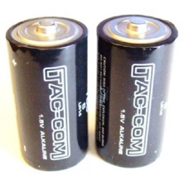 Taccom C Cell Batteries
