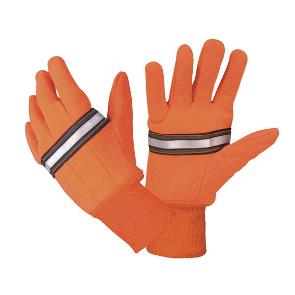 Hatch Reflective Traffic Gloves
