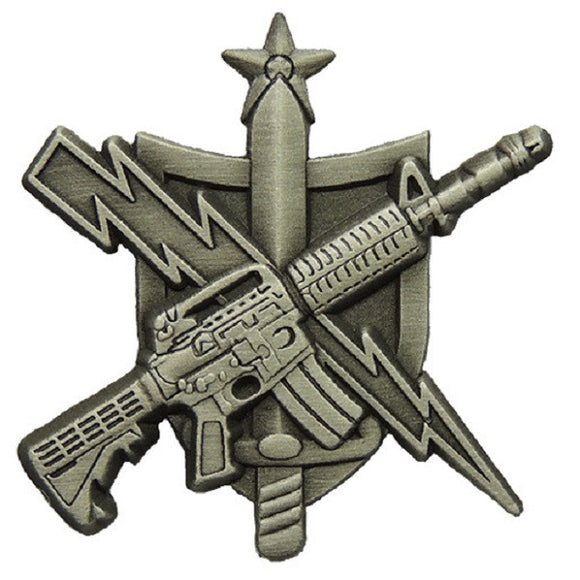 Senior Tactical Patrol Officer Pin