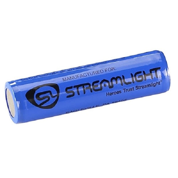 Streamlight Rechargeable 18650 Lithium Ion Battery