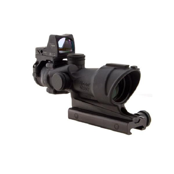 TA01-D-100556: Trijicon ACOG 4x32 Scope with 3.25 MOA RMR Sight