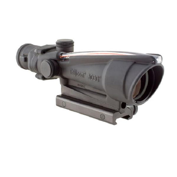 TA11E: Trijicon ACOG 3.5x35 Scope Chevron BAC Reticle .308-Red