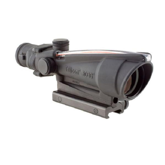 TA11F: Trijicon ACOG 3.5x35 Scope Chevron BAC Reticle  .223-Red