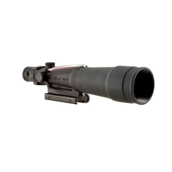 TA55: Trijicon ACOG 5.5x50 Red Chevron BAC Flattop .223 Reticle