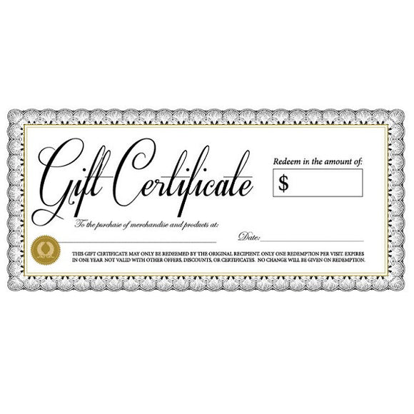 BTI TACTICAL Gift Certificate