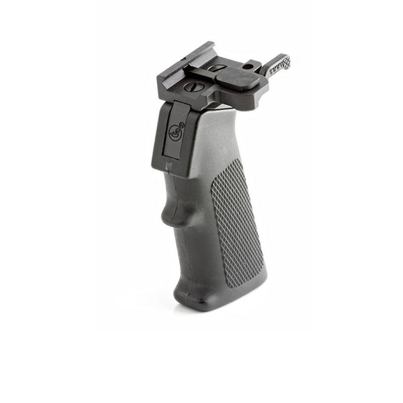 A.R.M.S. #23 Quick Detach Throw Lever Pistol Grip