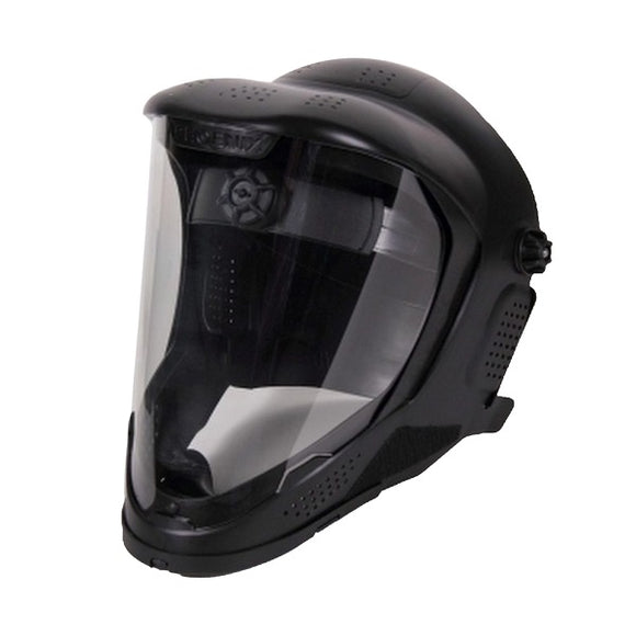 UTM  Helmet with Neck Protector