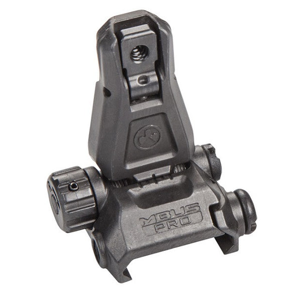 Magpul MBUS Pro Back-Up Sight – Rear