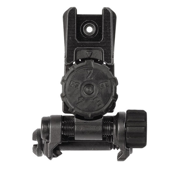 Magpul MBUS® Pro LR Adjustable Sight - Rear
