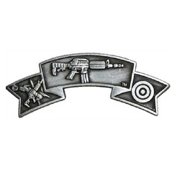 Patrol Rifle Pin
