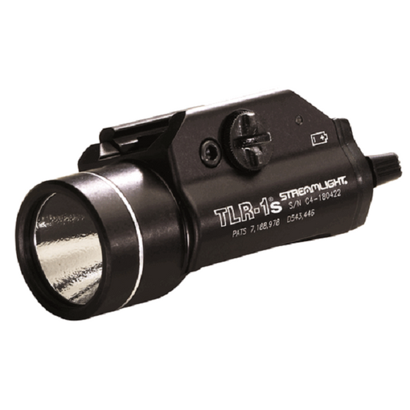 Streamlight TLR-1s Weapon Mounted Flashlight