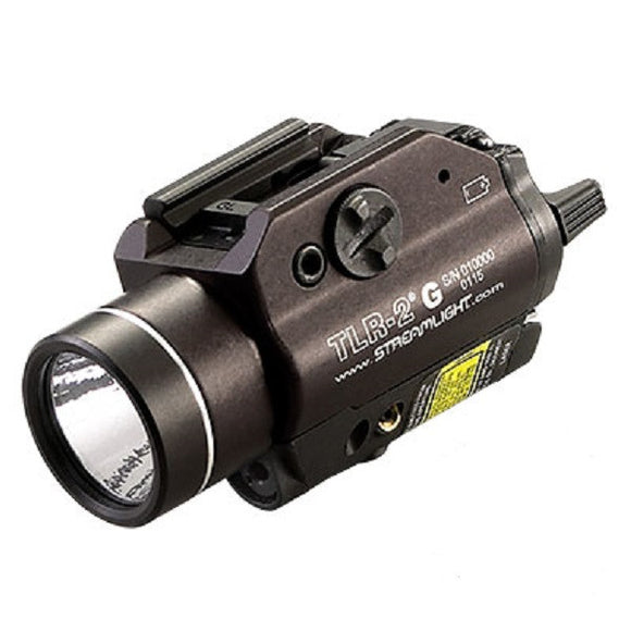 Streamlight TLR-2G Weapon Mounted Light with Green Laser