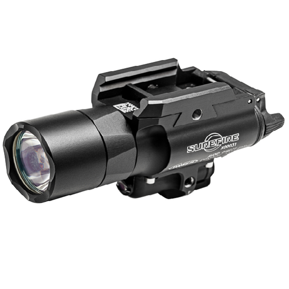 Surefire X400 Ultra LED Weapon Light with Laser