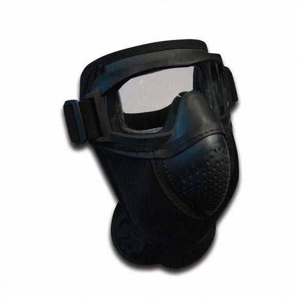 UTM Face Mask with Integrated Goggles