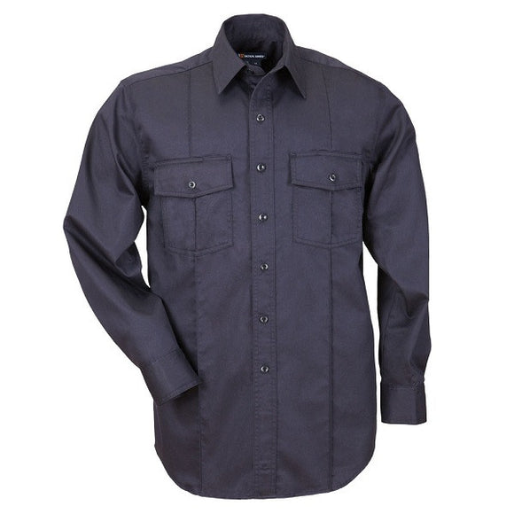 5.11 Tactical Men's Long Sleeve Class A Station Shirt Non-NFPA