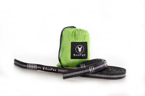 Double Pouch | Bamboo Green