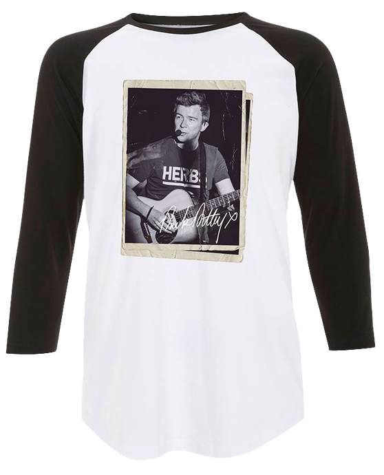 'Polaroid' Long Sleeve T-Shirt