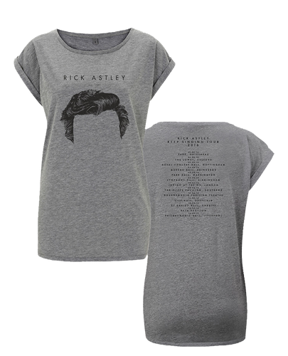 'Hair' 2016 Tour Ladies T-Shirt