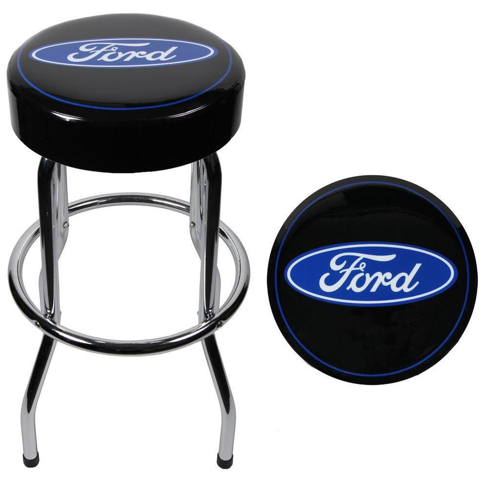 Ford Oval Bar Stool - tractorup2