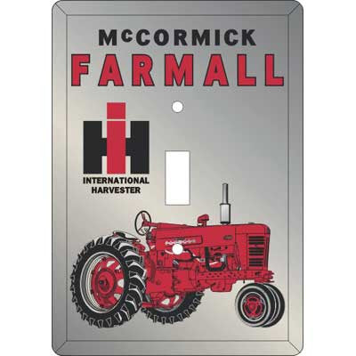 Farmall Mccormick Lightswitch Cover