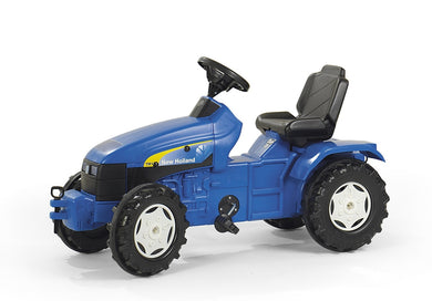 New Holland Riding Farm Trac Tractor