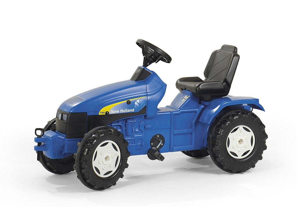 New Holland Riding Farm Trac Tractor - tractorup2