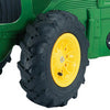 John Deere FarmTrac Air Tire Riding Pedal Tractor