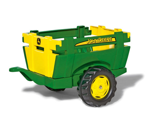 John Deere Farm Trailer For Rolly Toys