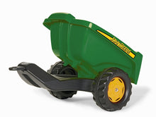 John Deere Tipper Trailer For Rolly Toys