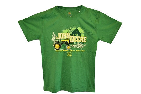 John Deere Green Quality Farm Tractor T-Shirt