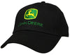 John Deere Black Basic Hat