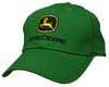 John Deere Kelly Green Basic Hat