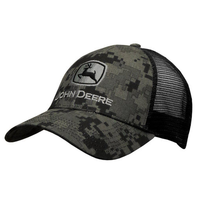 John Deere Digital Camo Mesh Back Hat