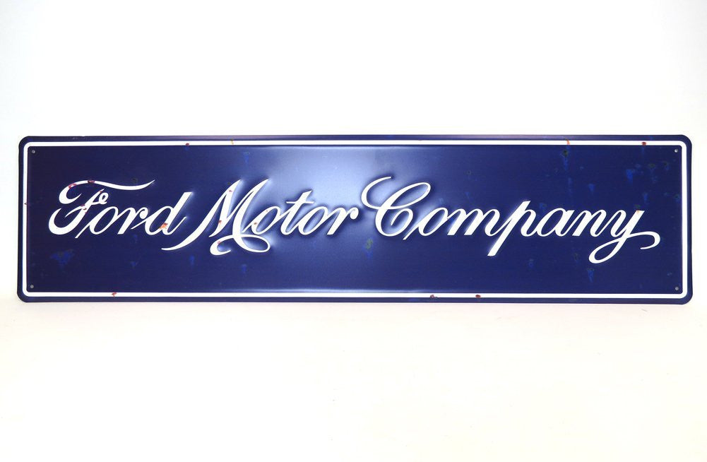 Ford Motor Large Sign - tractorup2