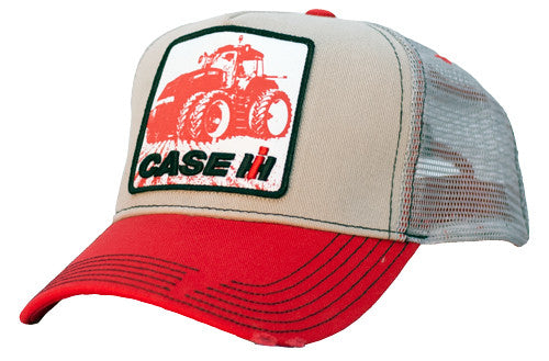 Case IH Distressed Tractor Hat
