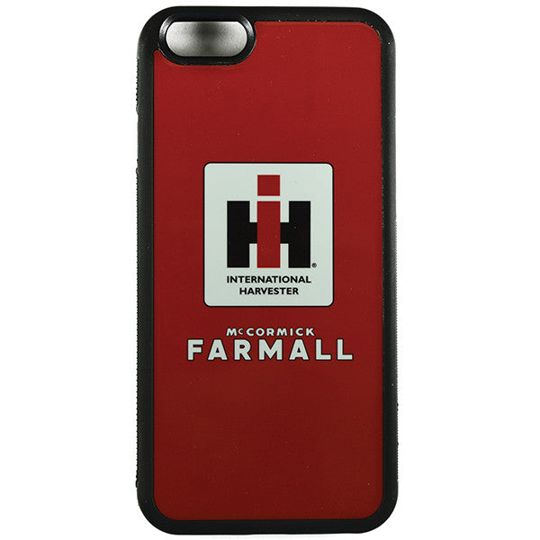 Farmall iPhone 6 Licensed Hard Plastic Case - tractorup2