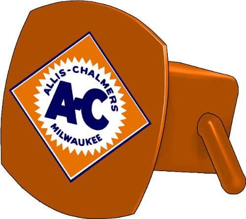 Allis Chalmers Truck Hitch Cover - tractorup2