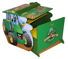 John Deere Johnny Tractor Activity Table - tractorup2