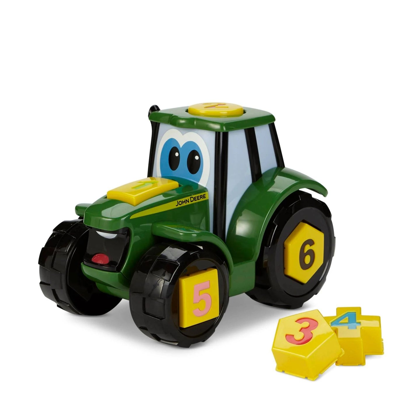 John Deere Learn N Pop Johnny - tractorup2