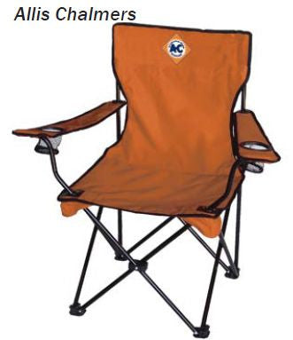 Allis Chalmers Embroidered Adult Camp Chair