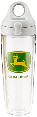 Tervis John Deere Logo Colossal Wrap Water Bottle - tractorup2
