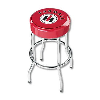 Farmall Red Top Bar Stool