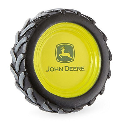 John Deere 12 Count Tire Shower Curtain Rings