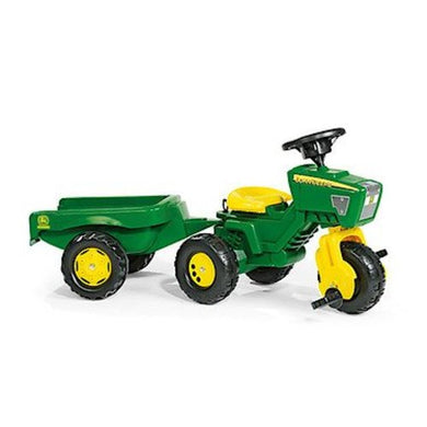 John Deere Riding Tractor 3 Wheel Trac - tractorup2