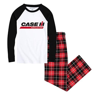 Case Raglan Boy's Raglan Pajama Set